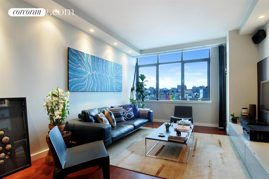 1485 Fifth Avenue, 10H, Living Room