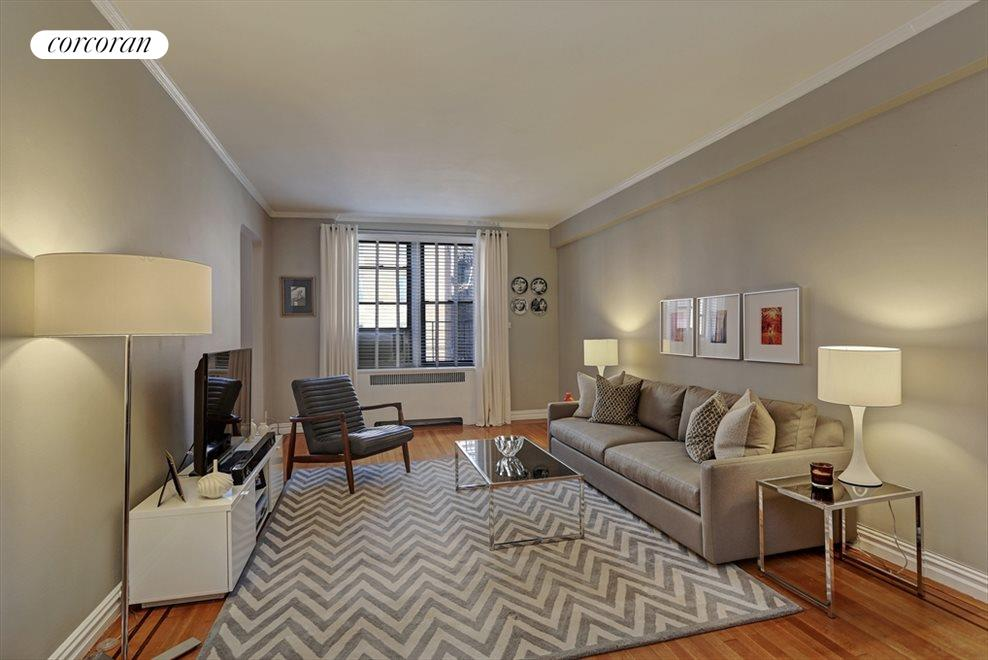 New York City Real Estate | View 736 West 186th Street #7B | 1 Bed, 1 Bath