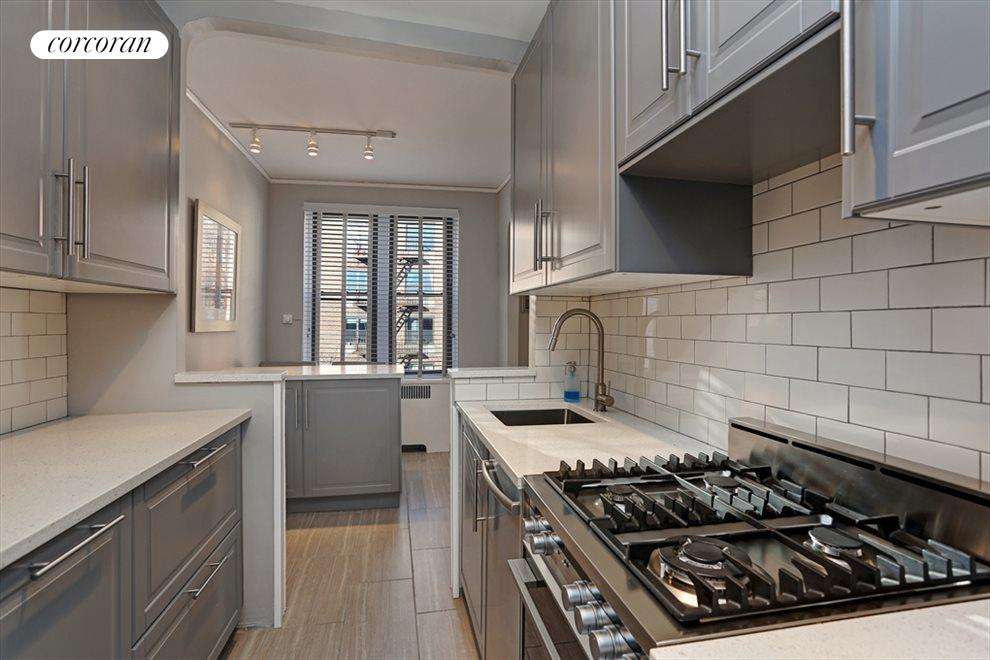 New York City Real Estate | View 736 West 186th Street #7B | Kitchen