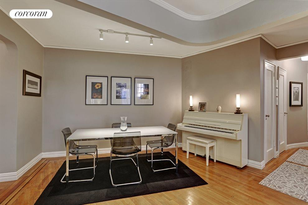 New York City Real Estate | View 736 West 186th Street #7B | Dining Room