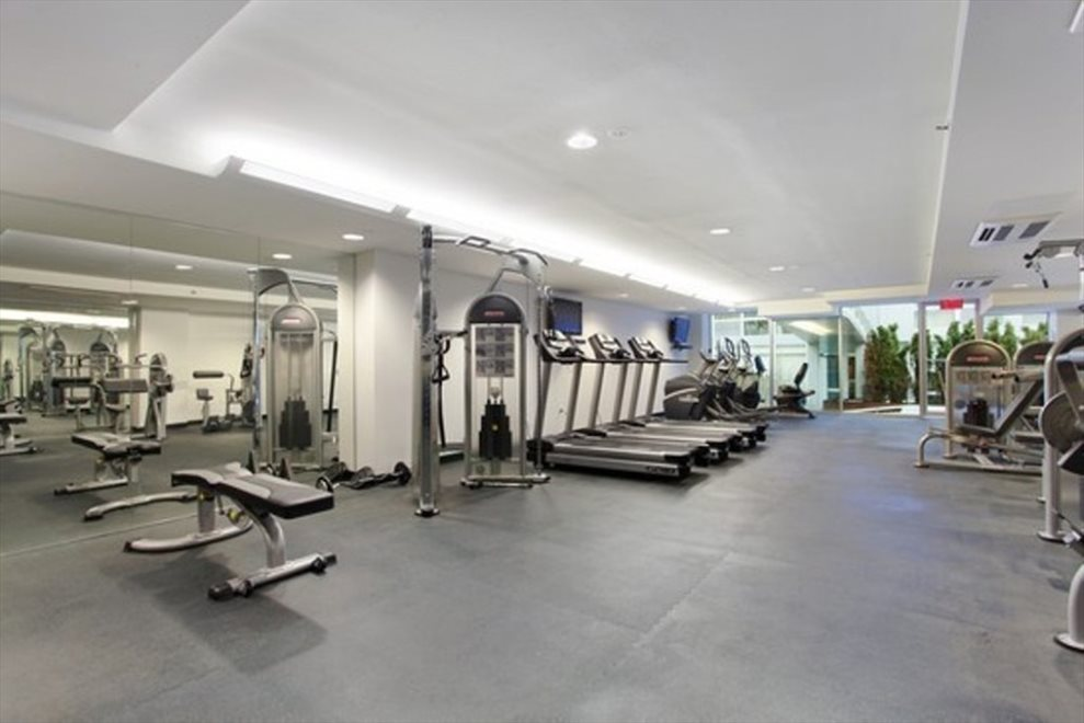 New York City Real Estate | View 425 East 13th Street, #PHF | Fitness Center