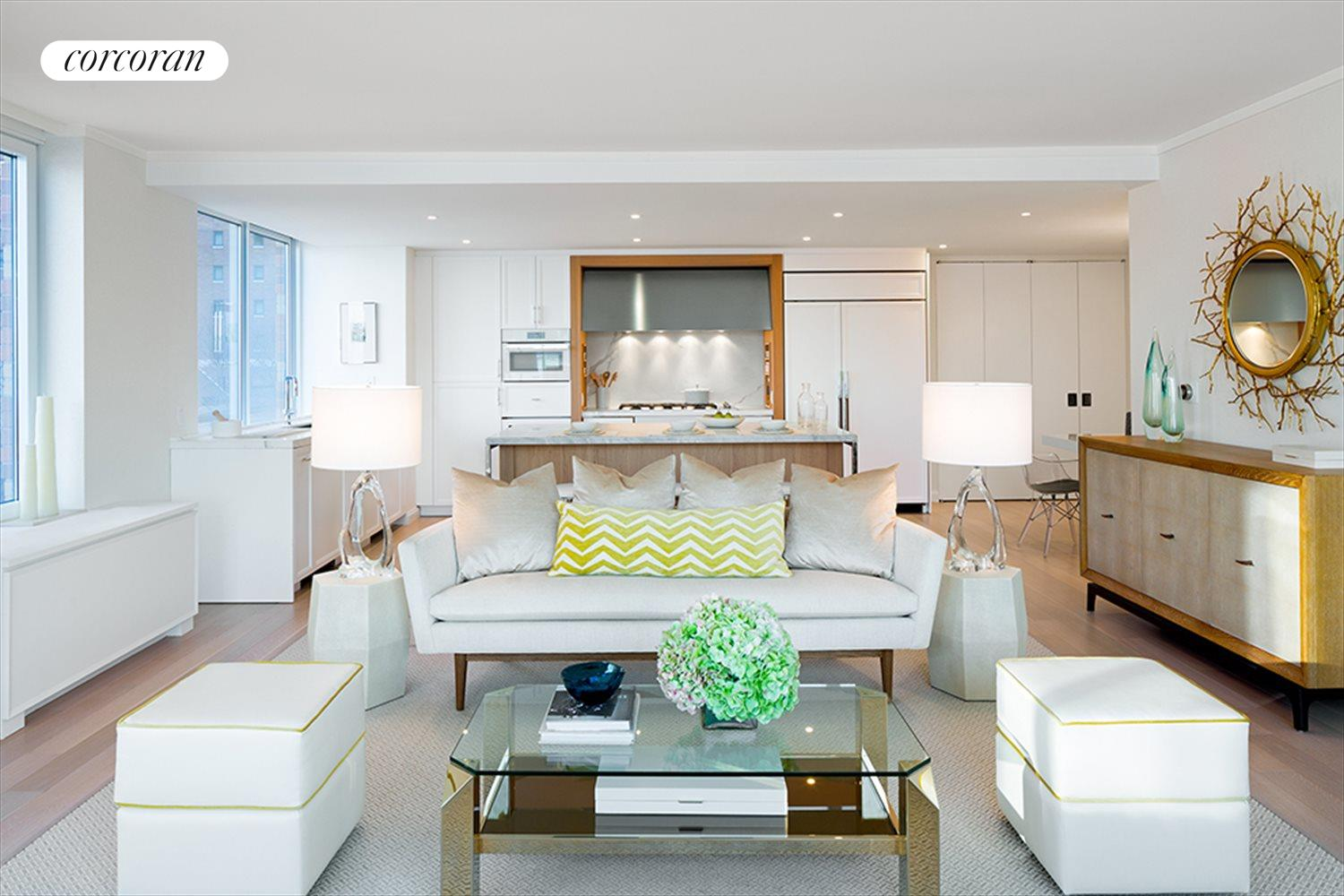New York City Real Estate | View 212 Warren Street, 18H | 4 Beds, 4 Baths