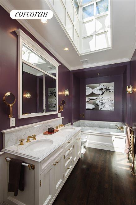 Master Bathroom with Sky Light