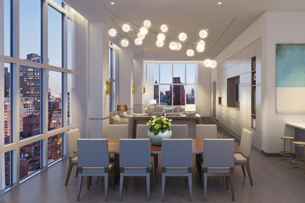 305 East 51st Street, 5B, Spacious Open Floor Plan