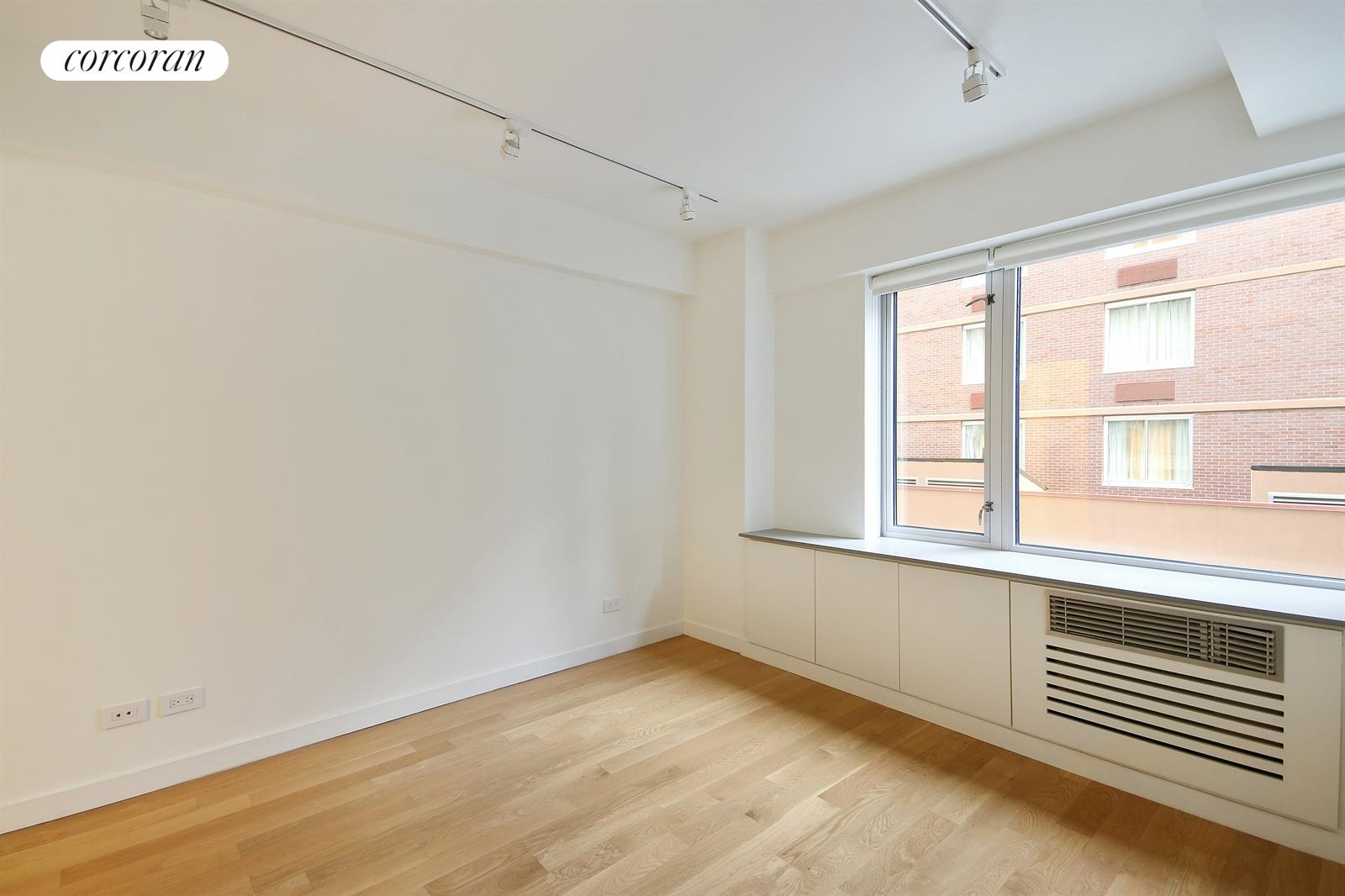 211 East 51st Street, 3C, Spacious Living Room with hardwood floors