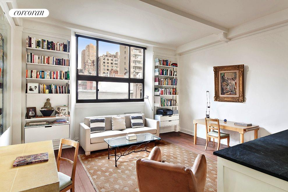 New York City Real Estate | View 15 West 67th Street, #5RE | 1 Bed, 1 Bath