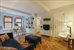 425 East 86th Street, 2D, Living Room With Dining Area