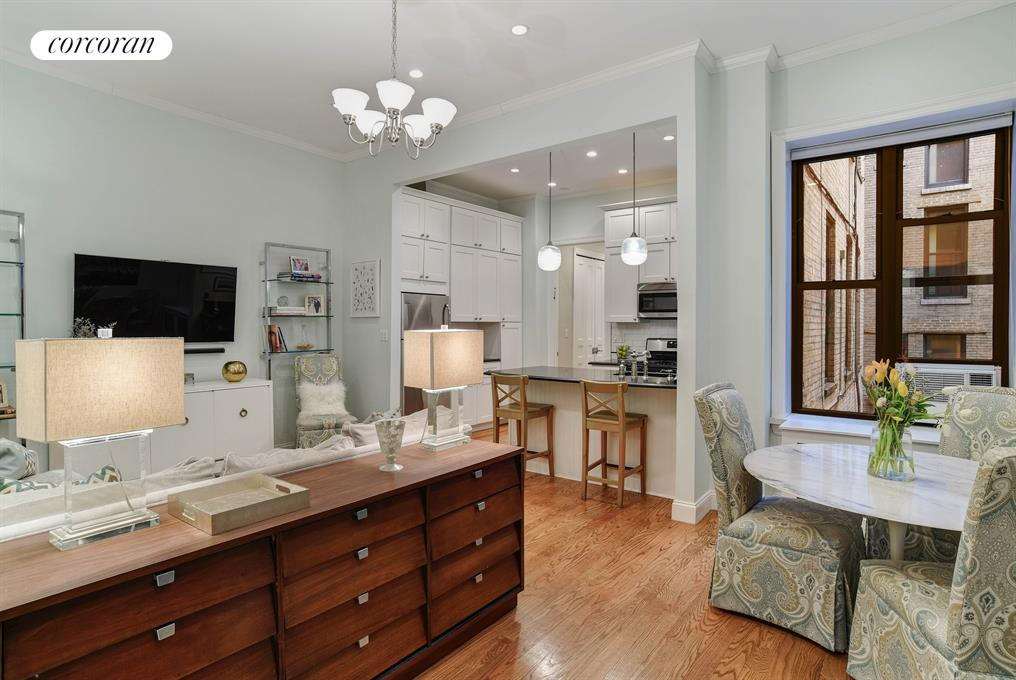125 Eastern Parkway, 1GJ, Open and airy...