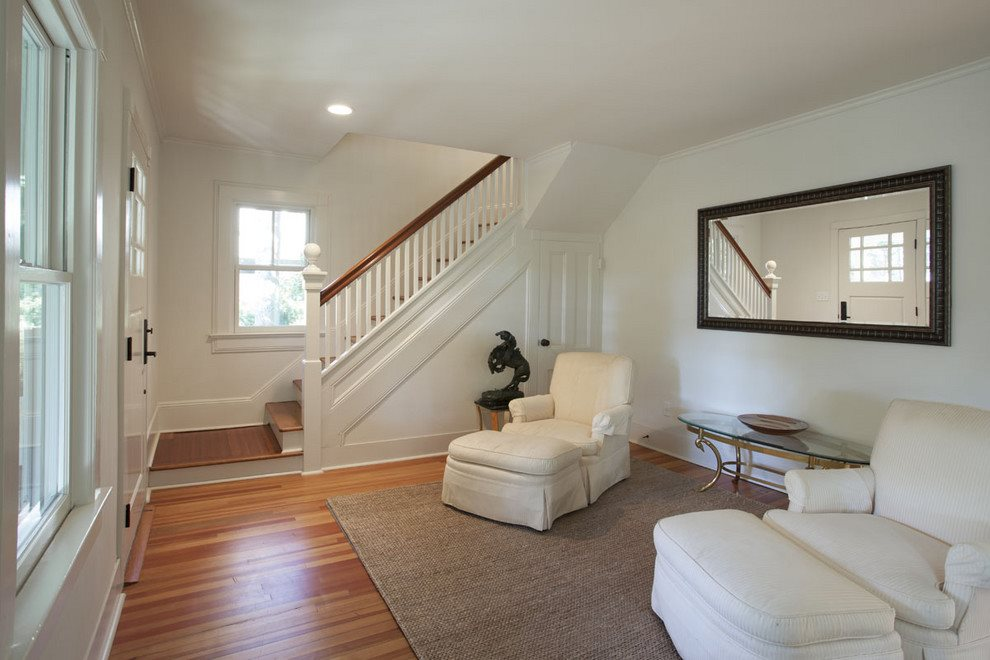 entry sitting room