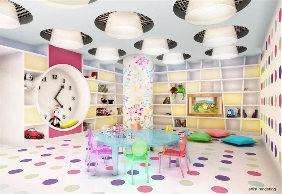 Separate Children's Playroom