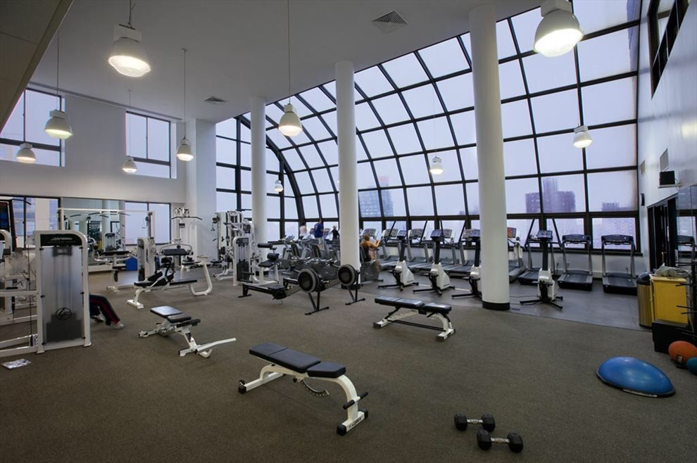 New York City Real Estate | View 20 West 64th Street, #38B | GYM