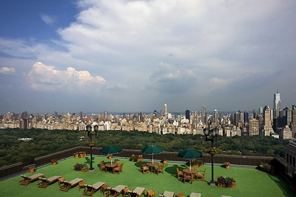 New York City Real Estate | View 20 West 64th Street, #38B | Roof Deck