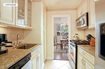 Pristinely Renovated Kitchen