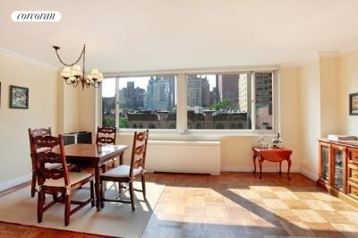 301 East 78th Street, 7D, Spacious Dining with Views