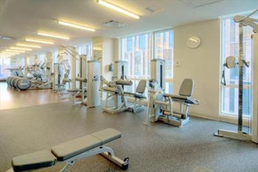 Resident's State-of-the Art Gym