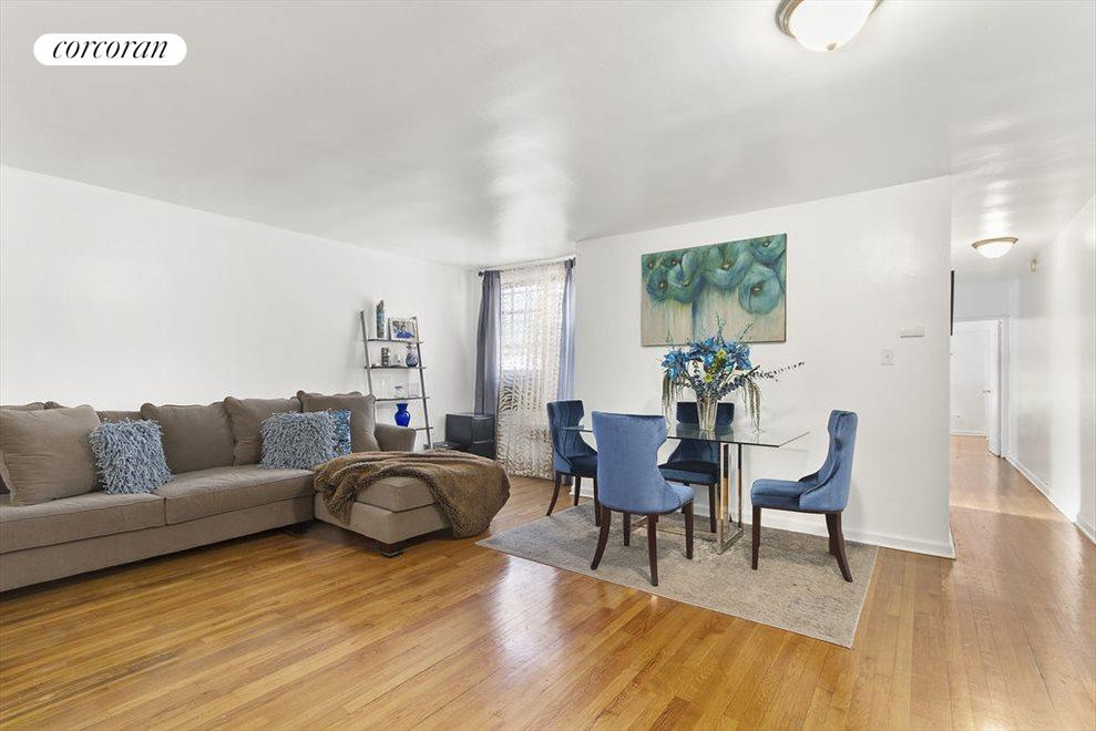 New York City Real Estate | View 330 Lenox Road, #7A | 1 Bed, 1 Bath