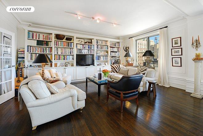 255 West 84th Street, 7E, Living Room
