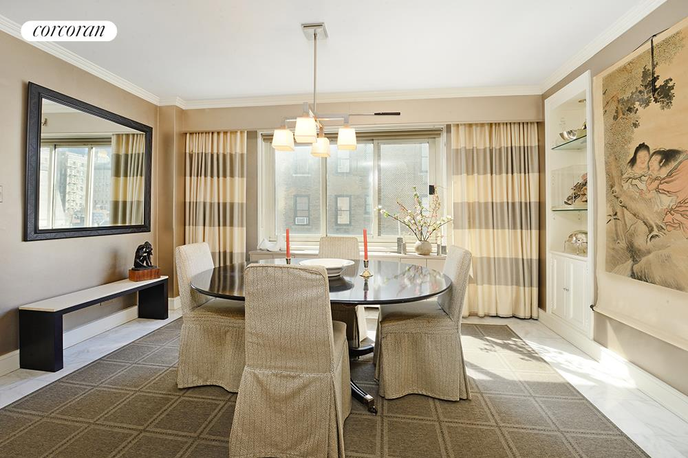 30 East 65th Street, 10-11E, Living Room
