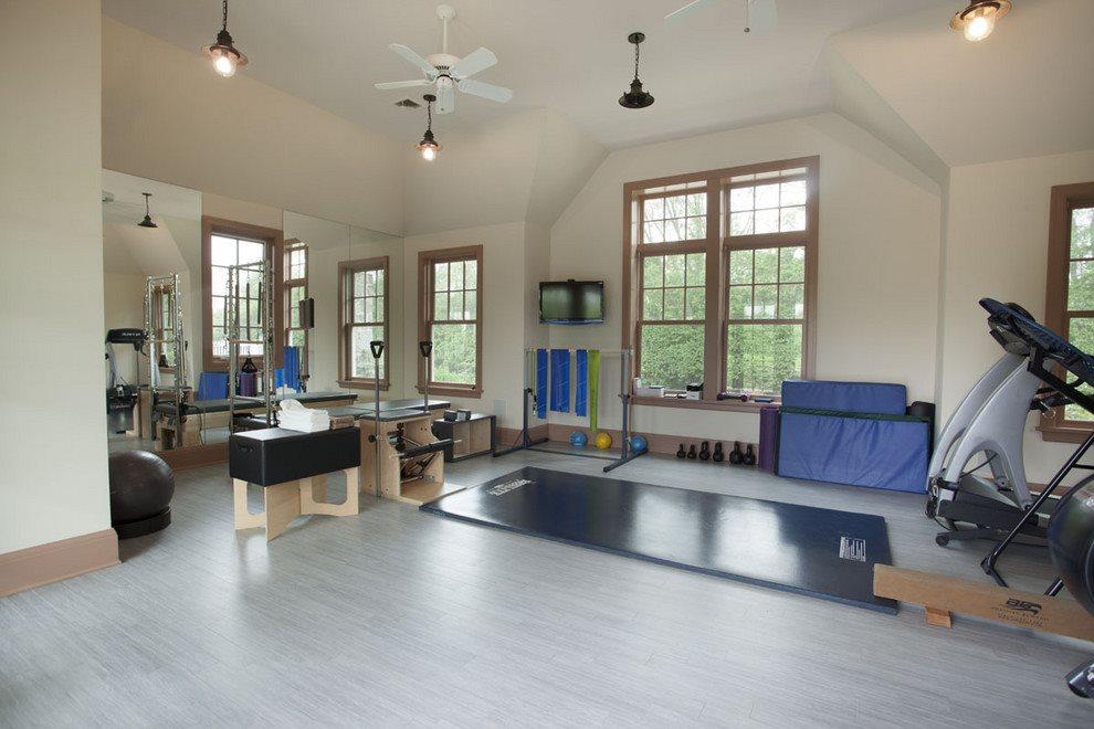 tennis pavilion gym