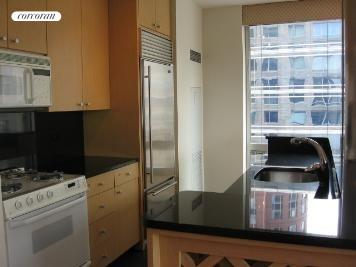150 COLUMBUS AVE, 10D, Kitchen