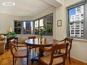 80 Park Avenue, 14P, Dining Room