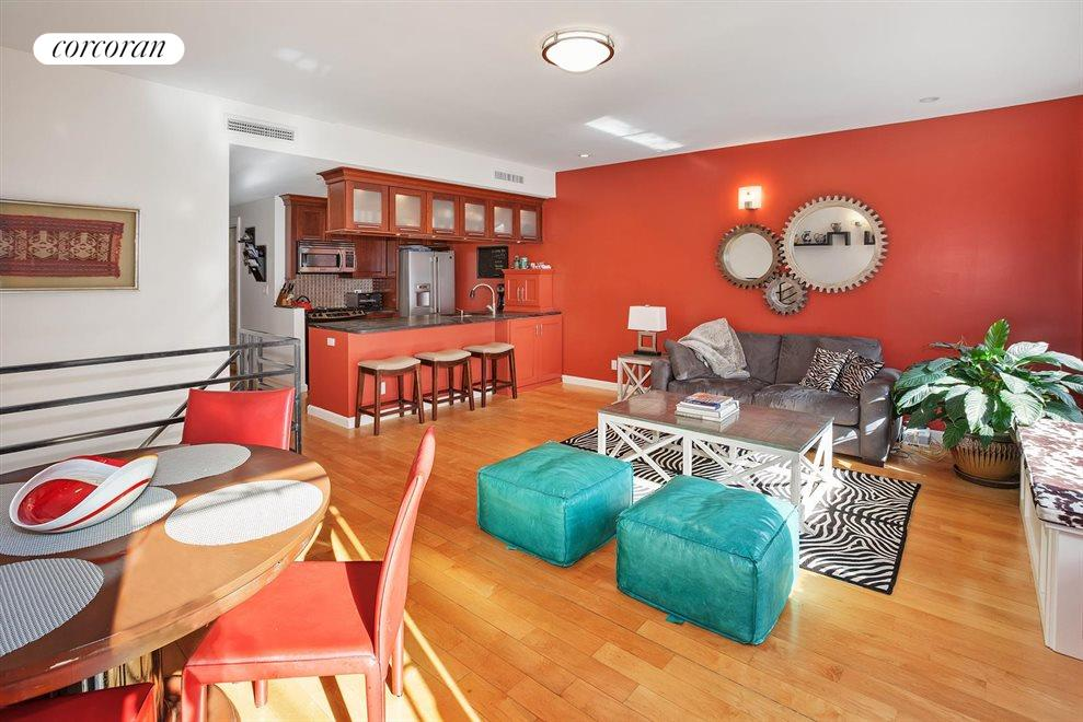 New York City Real Estate | View 486 3rd Street #1 | 2 Beds, 2 Baths