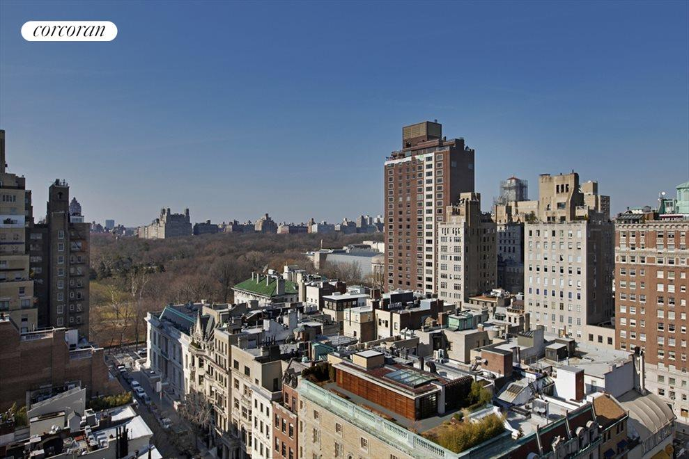 New York City Real Estate | View 40 East 78th Street, #9F | Partial Park View