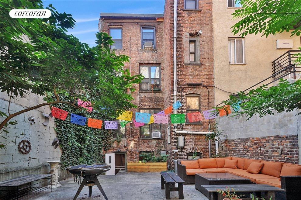 New York City Real Estate | View 303 South 4th Street | Rear Exterior