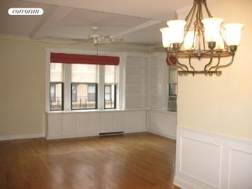 203 West 81st Street, 4C, Living Room