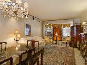 310 West 55th Street, 1H, Living Room