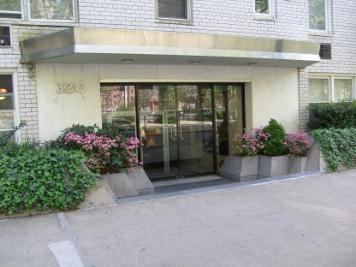320 East 35th Street Entrance