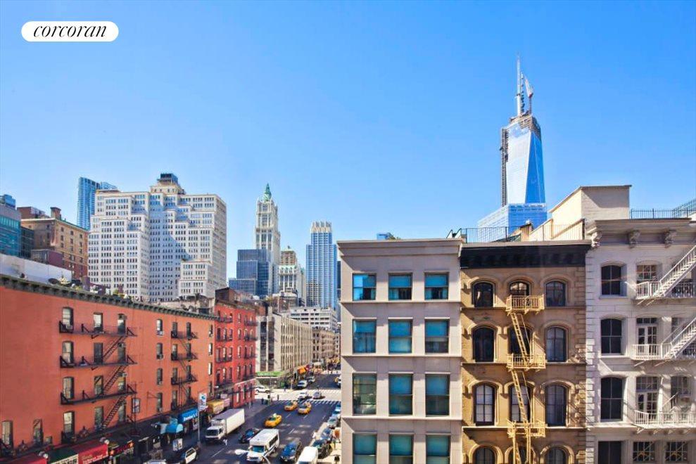 Freedom Tower Views