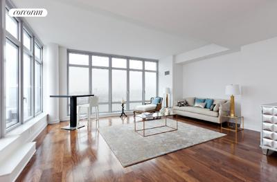 2 Northside Piers, PH5, Living Room