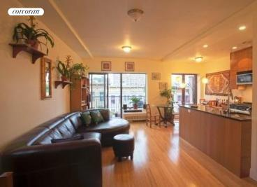 580 Sterling Place, PHA, Open living space w/chef's kitchen