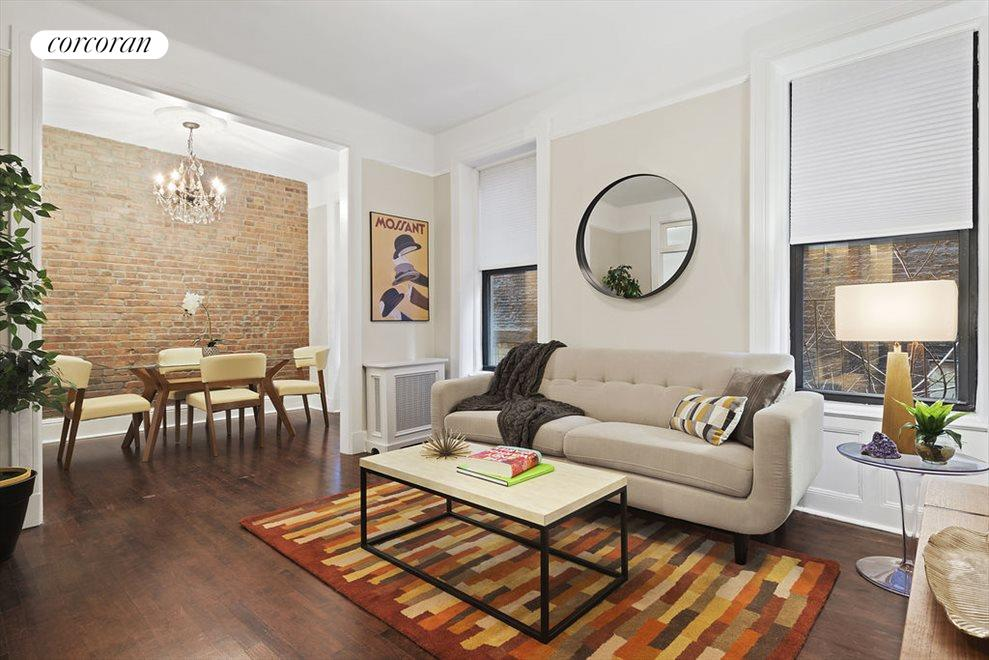 New York City Real Estate | View 126 East 12th Street, #2C | 2 Beds, 1 Bath