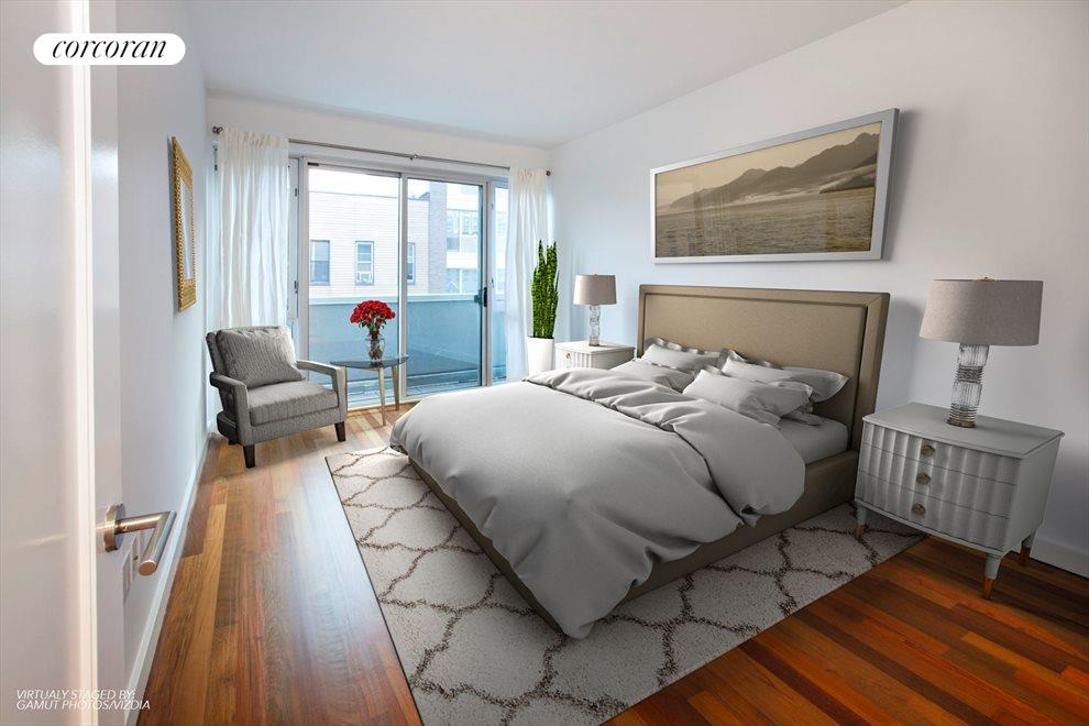 New York City Real Estate | View 125 North 10th Street, #S-3I | room 1