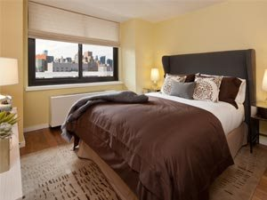 515 East 72nd Street, 12H, Bedroom