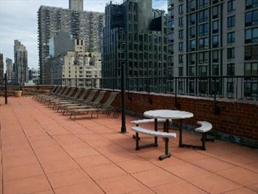 New York City Real Estate | View 241 East 76th Street, #7A | Large Roof Deck with surround views.