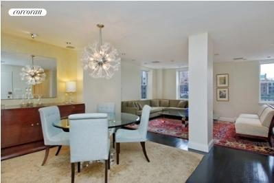 253 West 73rd Street, 11H, Living Room