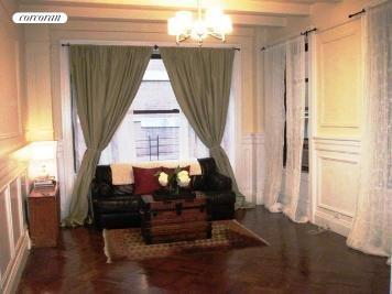 251 West 89th Street, 4C, Living Room