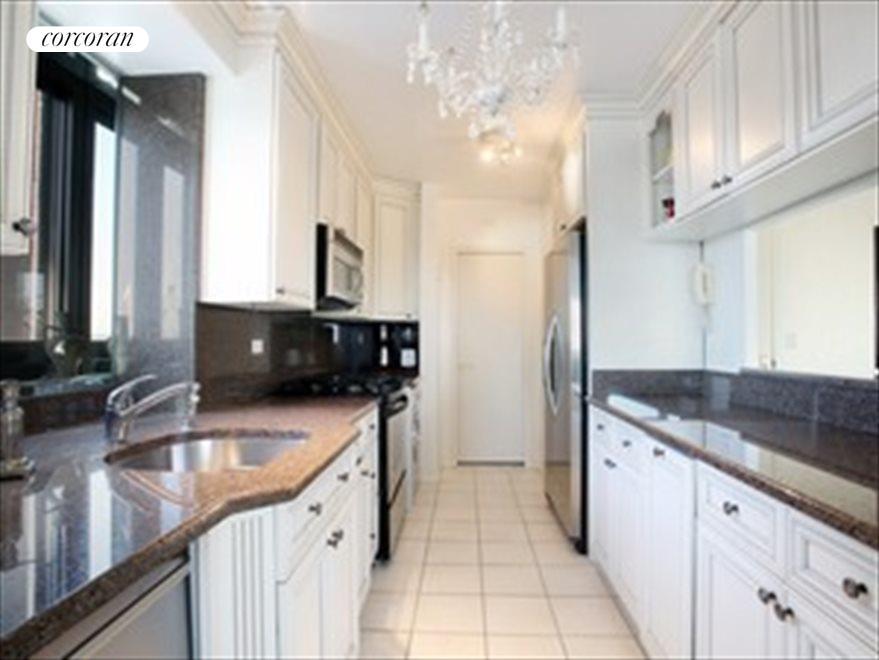 Beautiful windowed kitchen