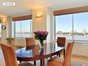 200 Riverside Blvd, 15KL, Living Room