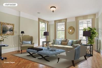 229 West 97th Street, 4D, Living Room