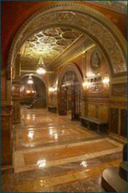 Extraordinary museum quality lobby