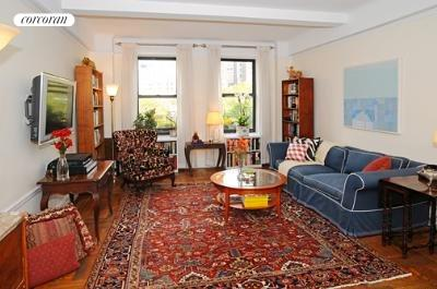 160 West 77th Street, 5A, Living Room