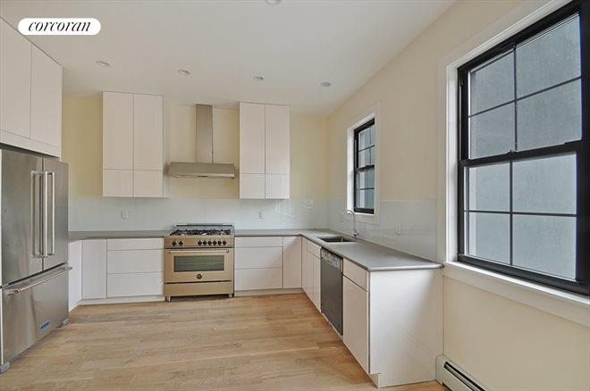 212 Franklin Street, PH, Kitchen
