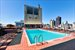 Outdoor Roof Top Pool with Sundeck