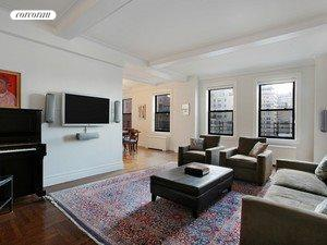 10 west 86th street 9b living room - Living Room 86th Street