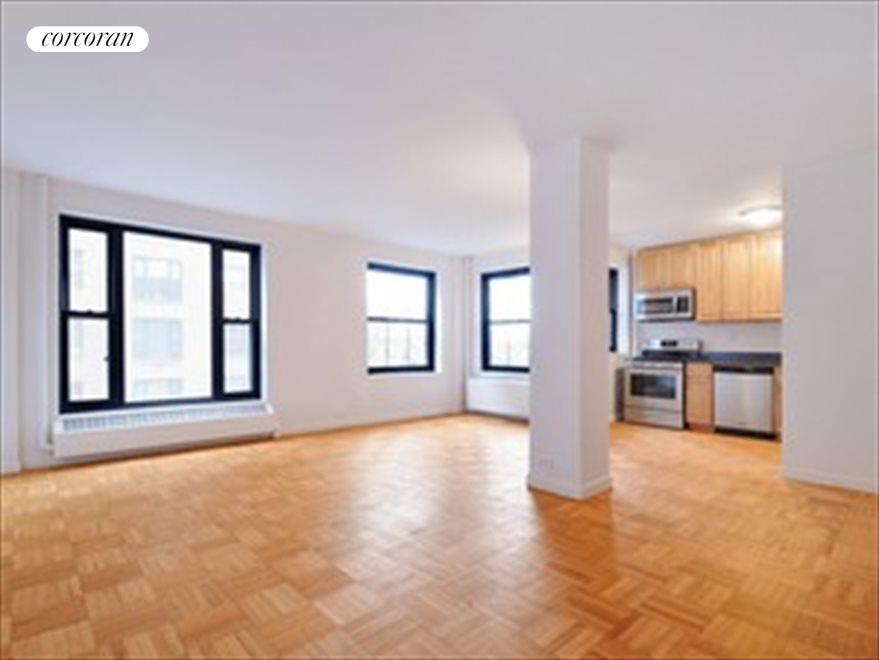New York City Real Estate | View 361 Clinton Avenue, #3A | 1 Bed, 1 Bath