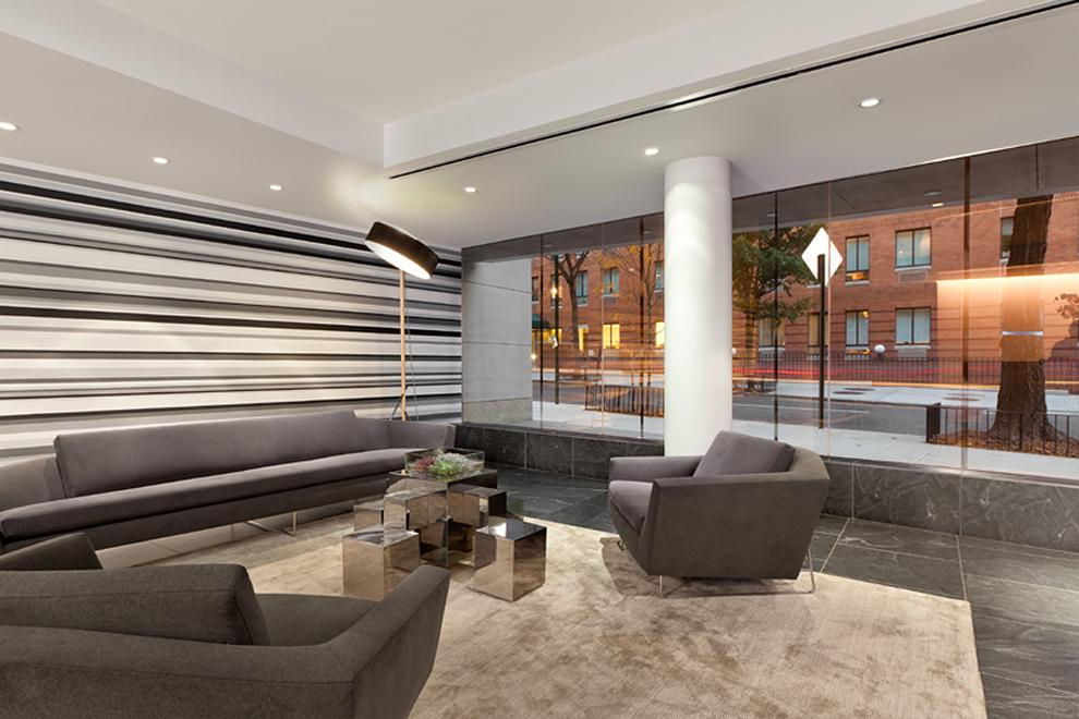 425 West 53rd Street, 502, Outdoor terrace for residents